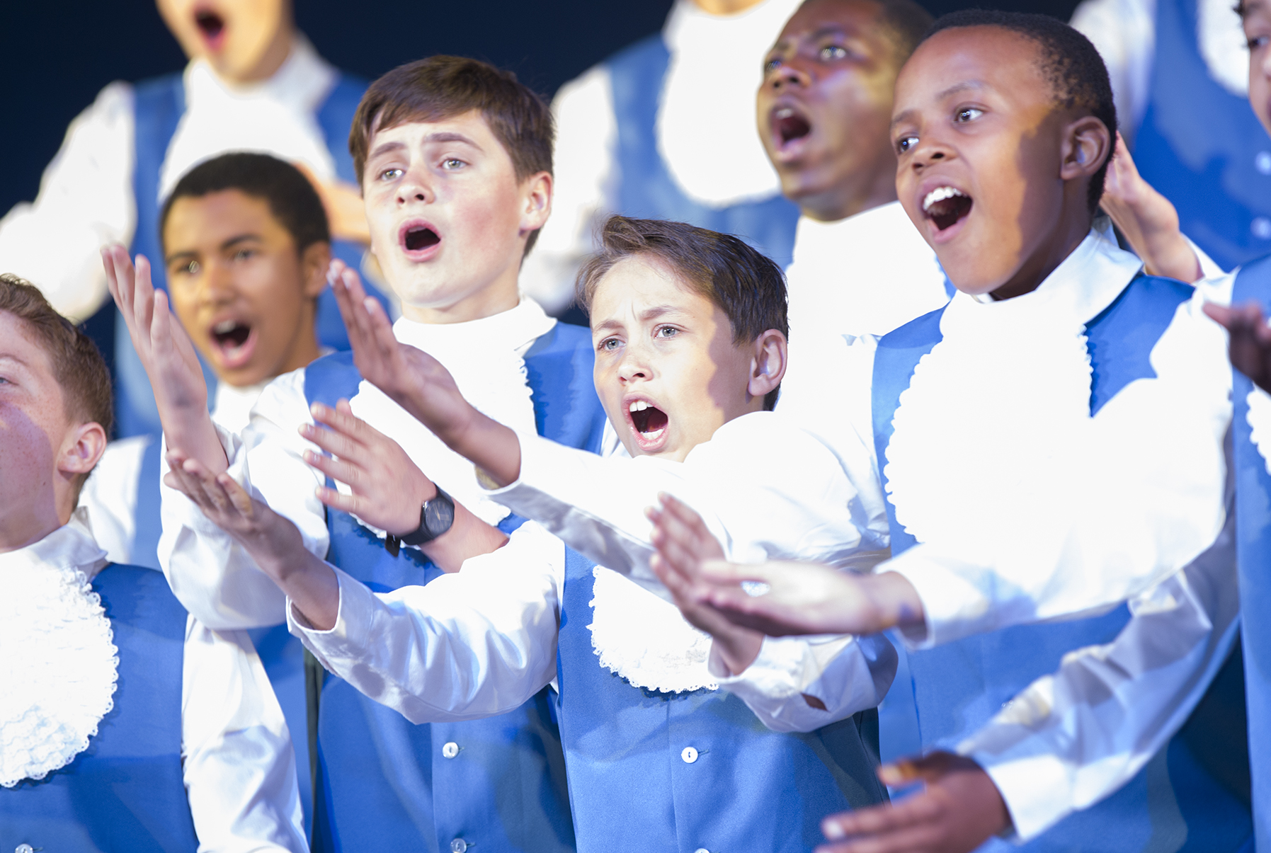 DRAKENSBERG BOYS CHOIR SCHOOL- VISITING THE CAPE PROVINCE